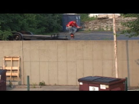 MASSIVE GAP ATTEMPT ON A SKATEBOARD!_Legjobb vide�k: Extr�m