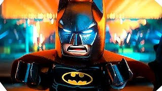 The LEGO BATMAN Movie  Official TRAILERS 2017