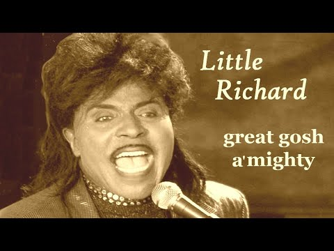 Little Richard - Great Gosh A' Mighty hd hq