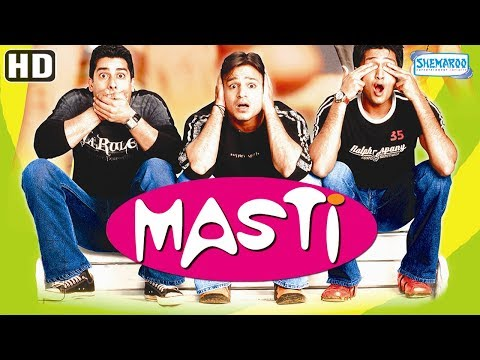 Masti(HD)(2004) - Hindi Full Movie in 15mins - Riteish Deshmukh, Vivek Oberoi, Genelia, Amrita Roa