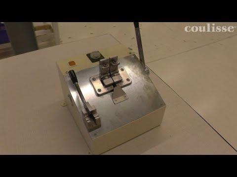Upotreba varilice za PVC lančić