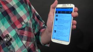 Samsung Galaxy Note 2 — большой и мощный
