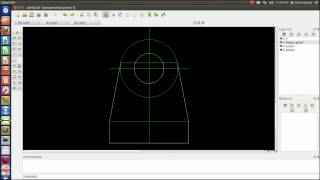 Video LibreCAD tutorial Part 2 by Create-And-Make MP3, 3GP, MP4, WEBM, AVI, FLV Desember 2017