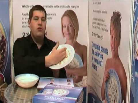 The Diet Plate @ The Vitality Show 2009