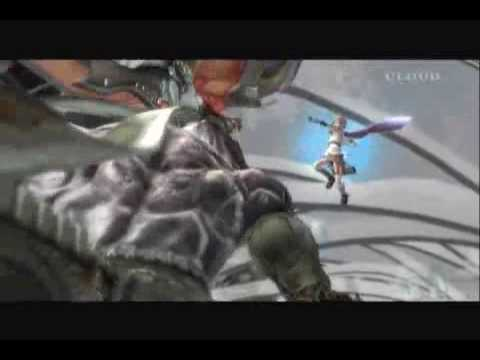 Final Fantasy XIII Dengeki New Extended Trailer! PS3 (видео)
