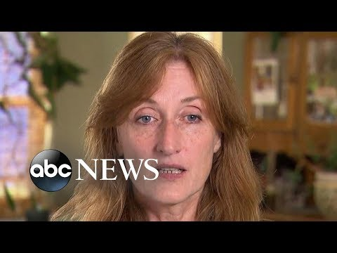 Woman who confronted superstar life coach Tony Robbins speaks out