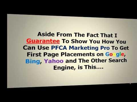 PFCA Marketing Pro