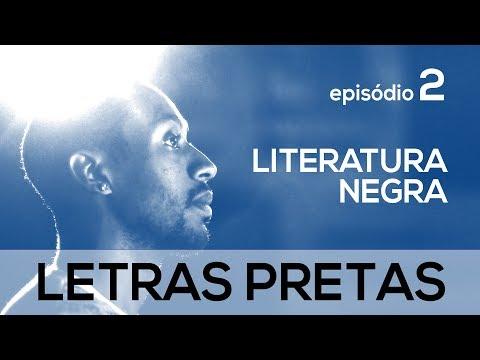 Letras Pretas: Literatura Negra