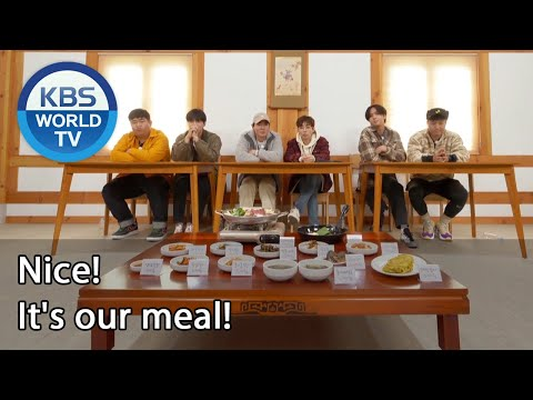 Nice! It's our meal! [2 Days & 1 Night Season 4/ENG,MAL,CHN/2020.11.22]