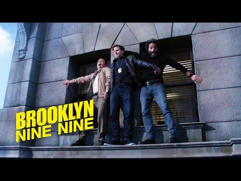 Pimento on the Ledge | Brooklyn Nine-Nine