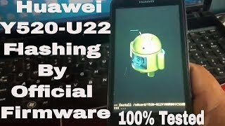 Download Lagu How To Flash Huawei Y520-U22 By SD Card (Dead After Flash Repair/Recover Done) Mp3