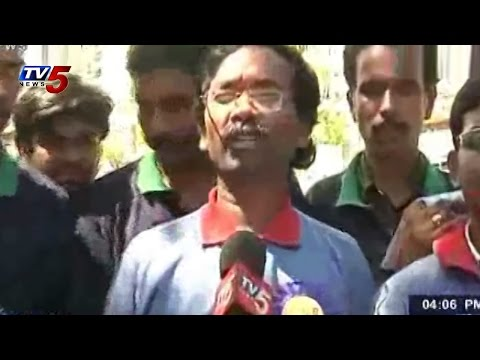 TV5 Hudhud Relief Campaign | NSR Foundation with TV5 at Vizag : TV5 News