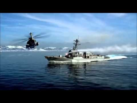 The Last Ship - USS Nathan James (DDG-151)