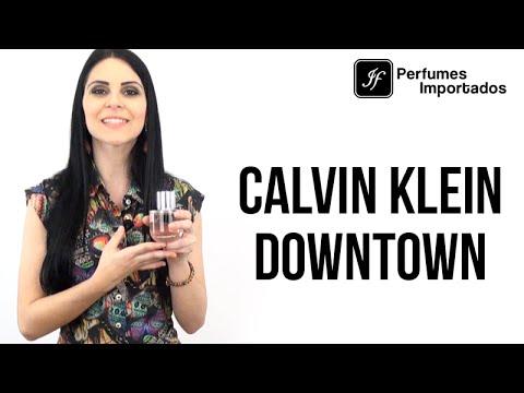 Perfume Calvin Klein Downtown Feminino – Eau de Parfum