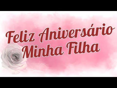Mensagem de aniversário filha 13