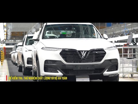VINFAST đã mang lô xe đầu tiên sang Châu Âu thử nghiệm - Thời lượng: 102 giây.