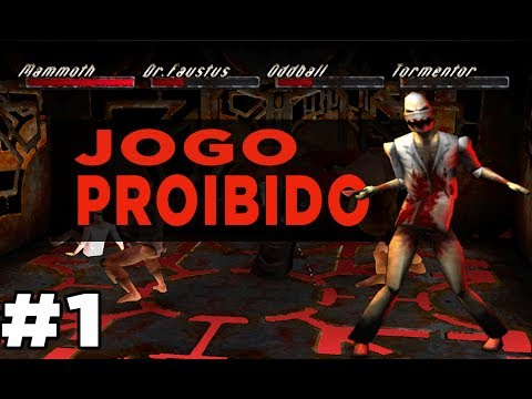O JOGO MAIS VIOLENTO E BIZARRO QUE FOI PROIBIDO DO PLAYSTATION 1