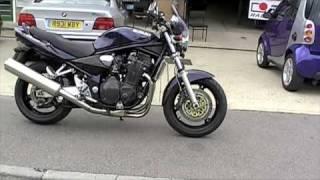 8. 2005 Suzuki Bandit GSF 1200