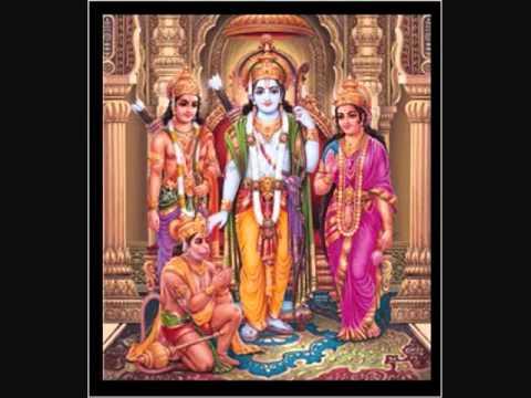 राम के चरणों में जो भी आ गया
