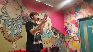 Download Lagu 160928 Kevin (U-KISS) -  Time goes by (Every Little Thing) (Practice for 「THE KARAOKE★BATTLE」) Mp3