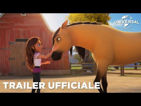 Preview Trailer Spirit Il Ribelle (2021), trailer italiano del film di Elaine Bogan ed Ennio Torresan, sequel di Spirit - cavallo selvaggio del