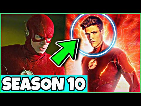 The Flash ENDING After Season 10? Season 7 is NOT The Final Season of The Flash!