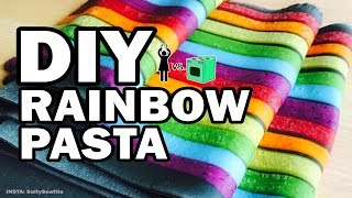 Video I Tried Tasty's Rainbow Pasta, Corinne VS Cooking MP3, 3GP, MP4, WEBM, AVI, FLV Agustus 2018