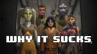 Video Star Wars: Rebels - Why it Sucks MP3, 3GP, MP4, WEBM, AVI, FLV Oktober 2017