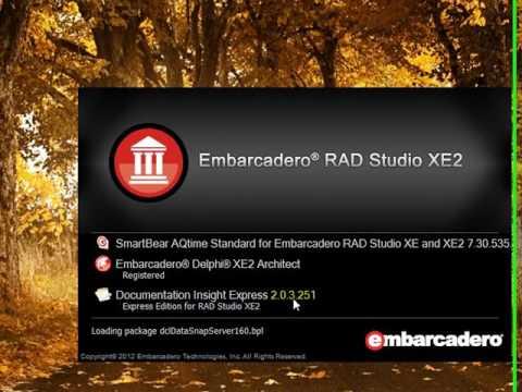 Tutorial Instal FmSoft Unigui Di Delphi XE2