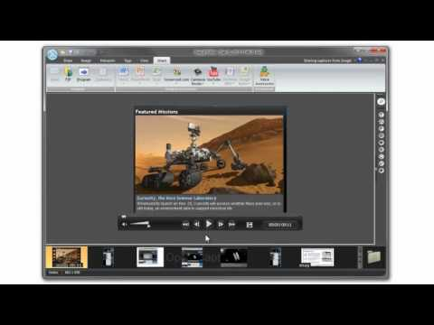 How to Record a Video with Snagit 11