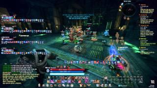 TERA — Игровой процесс за Arcane Engineer 65 уровня