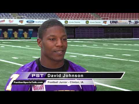 David Johnson Interview 9/23/2013 video.