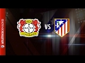 Once del Bayer Leverkusen - Atleti - Vídeos de Los Partidos del Atlético de Madrid