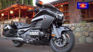 10. 2018-2019 Honda promises that the cost of Gold Wing F6B be lower version GL1800