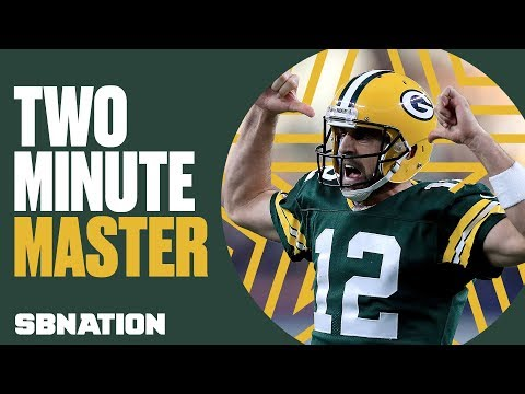 Video: Why Aaron Rodgers is king of the two-minute drill | Xs & Os w/ Geoff Schwartz, Ep. 3
