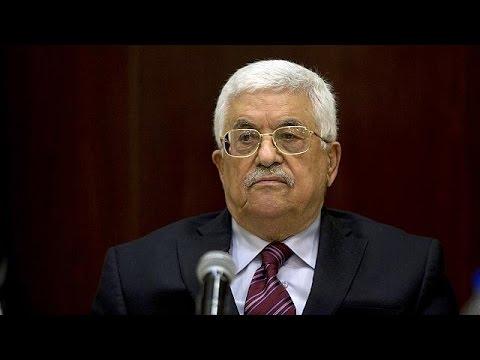 Mahmoud Abbas démissionne de la direction de l'OLP