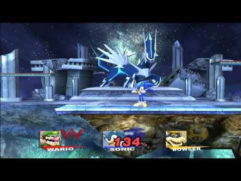Super Smash Brosh Brawl | Más peleas épicas