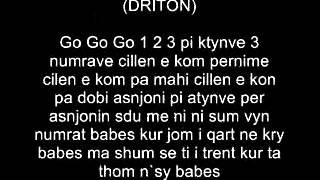 Presioni - Na Jena Numer 1 ( Diss Tingulli I 3nt ) - Lyrics