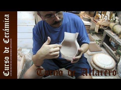 Promo 1 - Como hacer Torno Alfarero