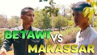 Video Betawi Vs Makassar | Film Komedi MP3, 3GP, MP4, WEBM, AVI, FLV April 2019