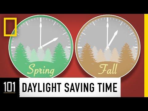 Daylight Saving Time 101   National Geographic