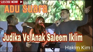 Video Judika Vs Anak Saleem Iklim Penyanyi Legend MP3, 3GP, MP4, WEBM, AVI, FLV Juli 2019