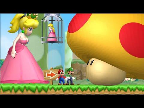Amazing New Super Mario Bros. Wii - 24/7 Stream