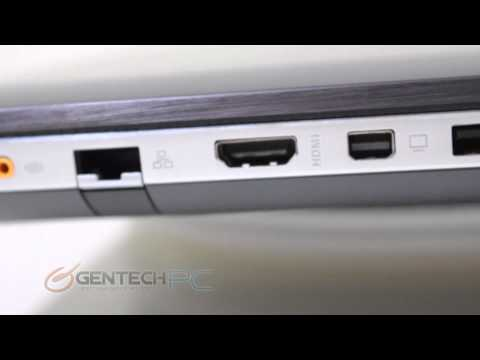 Asus N550JV Touchscreen Laptop Product Showcase