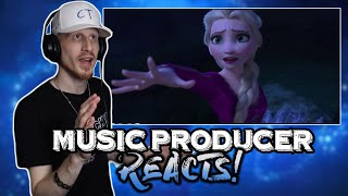 Video Music Producer Reacts to Into the Unknown (Frozen 2 OST) by Idina Menzel, AURORA download in MP3, 3GP, MP4, WEBM, AVI, FLV January 2017
