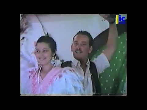 Actuaciones Romería 1987 de La Redondela.