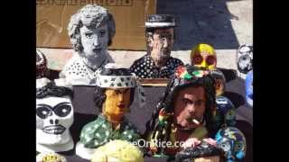 AMAZING ARTISTS AT VENICE BEACH. FILMED BY NAME ON RICE.COM MUSIC BY STEPHEN MICHAELS.