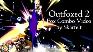 Outfoxed 2 – Smash 4 Fox Combo Video by Skarfelt