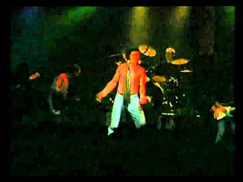 Germán Burgos video Ruta 2 - En vivo 2000