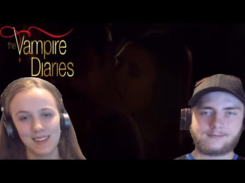 """The Vampire Diaries 1x2 Reaction The """"Night of the Comet"""""""